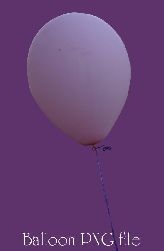 Transparent PNG balloon