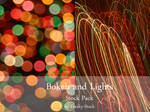 Bokeh and Lights Stock Pack