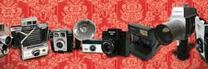 Vintage Camera Pack by guggenheim
