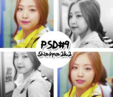 Psd#9 by ShinByun by shinbyun2k2