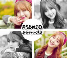 Psd#10 by ShinByun by shinbyun2k2