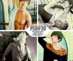 [PSDcoloring] 12.2015 - PSD#30 by shinbyun2k2