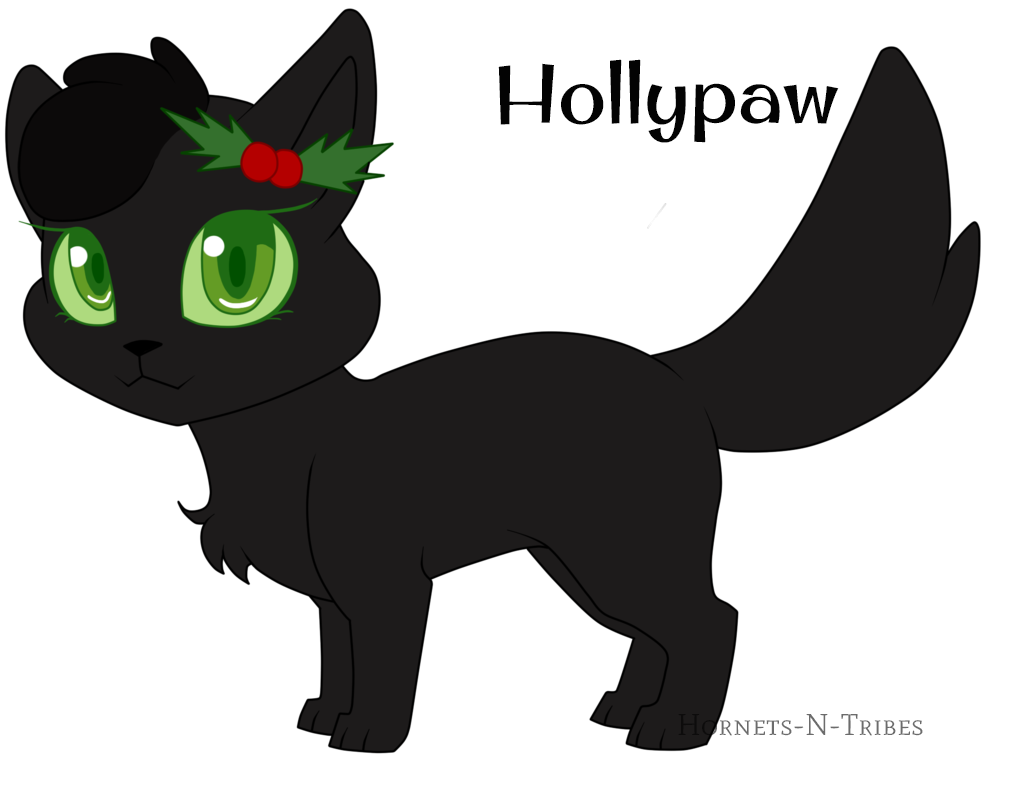 Hollypaw/leaf Chibi   Warrior Cats   by Hornets-N-Tribes ...  Warrior Cat Chibi