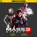 Mass Effect 3 Female Shepard - ICON