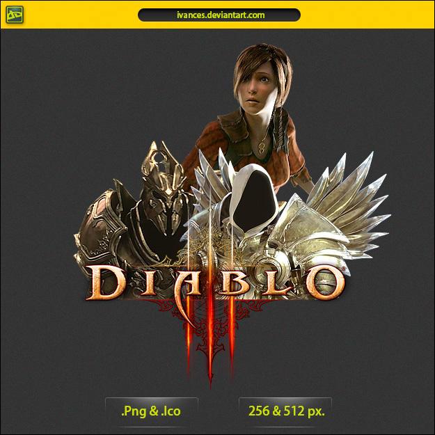 Diablo 3 - ICON by IvanCEs