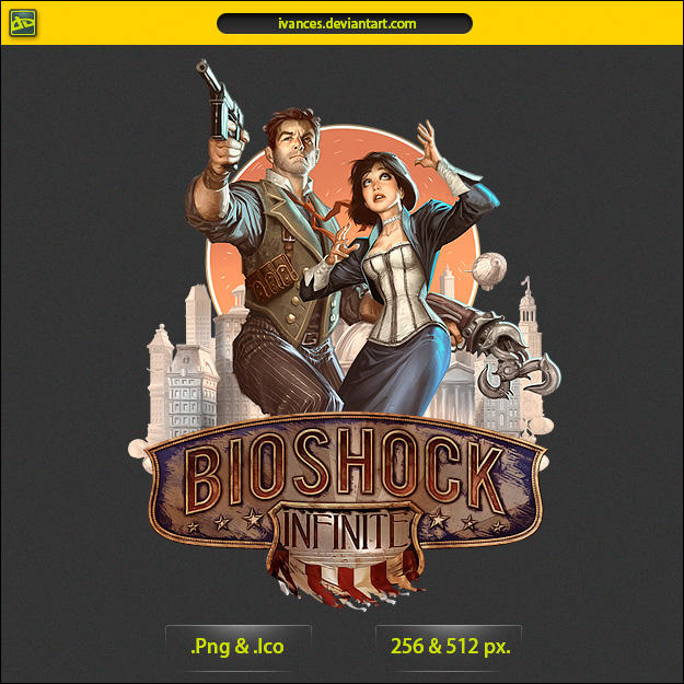 Bioshock Infinite - ICON by IvanCEs
