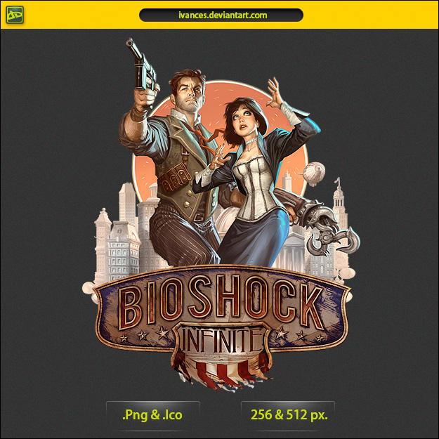 Bioshock Infinite - ICON by IvanCEs