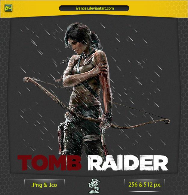 Tomb Raider - ICON v2 by IvanCEs