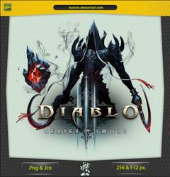 Diablo 3 Reaper of Souls - ICON by IvanCEs