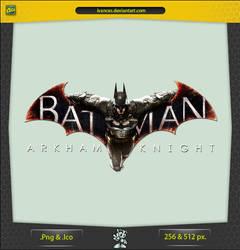 Batman: Arkham Knight - ICON v1 by IvanCEs
