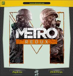 Metro Redux - ICON by IvanCEs