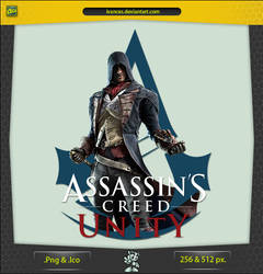 Assassin's Creed Unity - ICON by IvanCEs