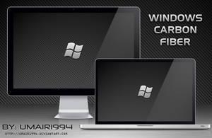 windows carbon fiber by umair1994