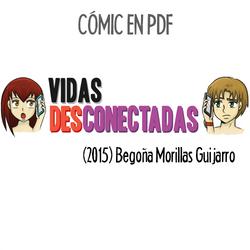 Comic Vidas desConectadas by darknayru