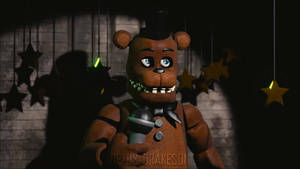 Cancelled FNAF trailer from 2015 (ANIMATED)