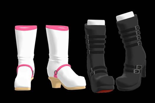 MMD DL:Final Fantasy 15 Shoes