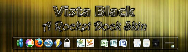 Vista Black Skin