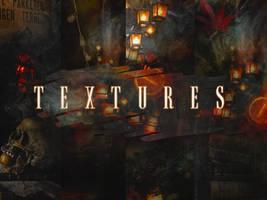 Premade Textures by haryleu