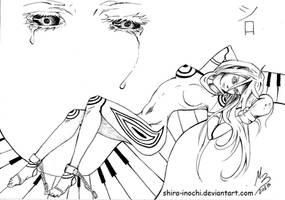 Shiro Deadman Wonderland by Shira-inochi