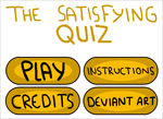 The Satisfying Quiz - Teaser 1
