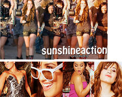 sunshineaction by partywitheditions