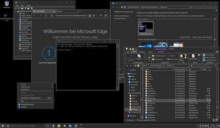 GreyEveTheme FINAL- Windows 10 High Contrast Theme