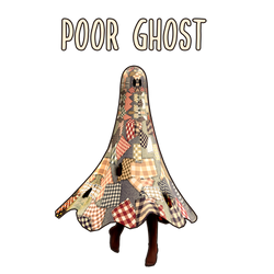 Poor ghost - MMD cloth download
