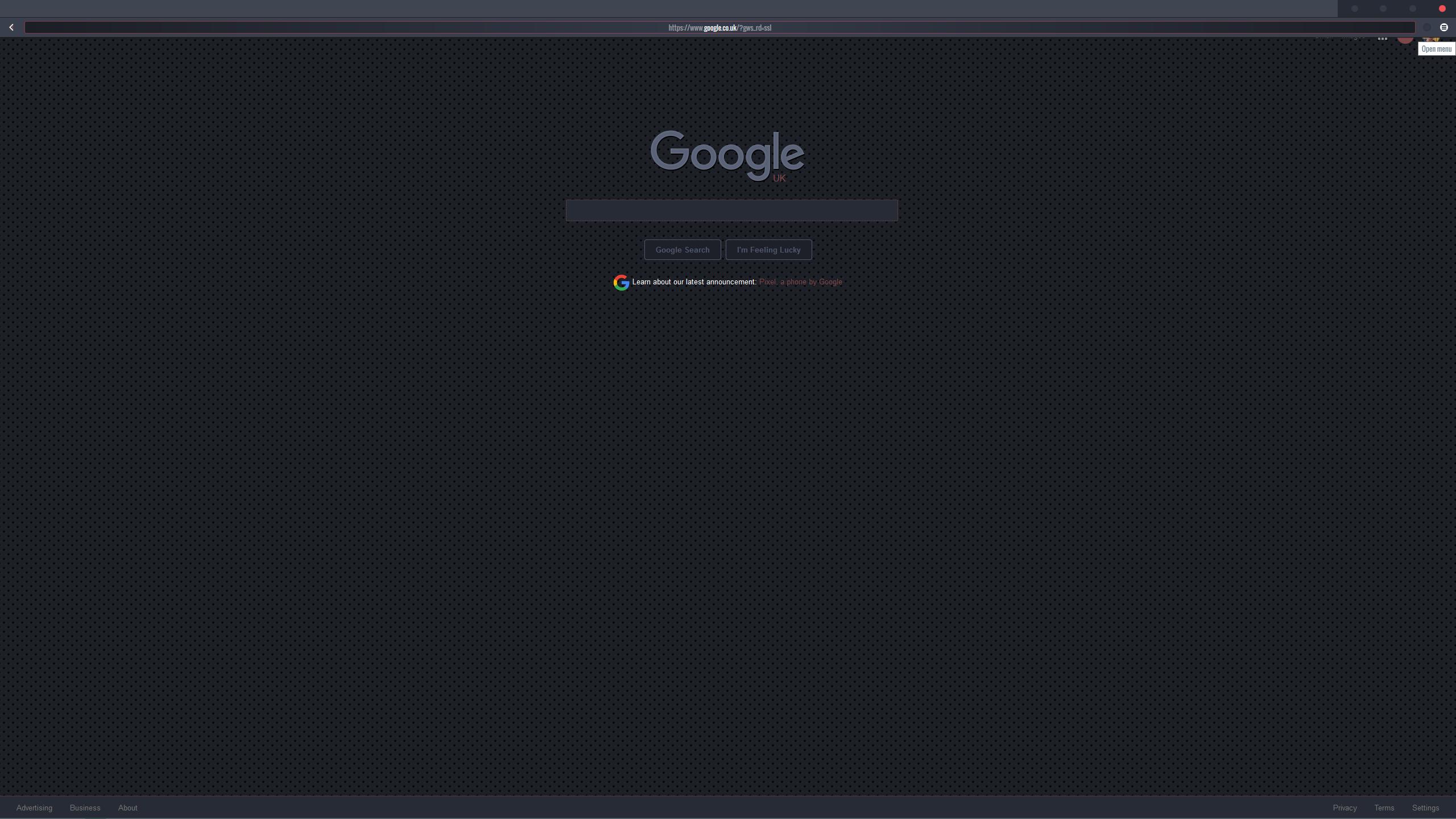 Line - Minimal - Firefox Theme For Stylish by wiiija on DeviantArt