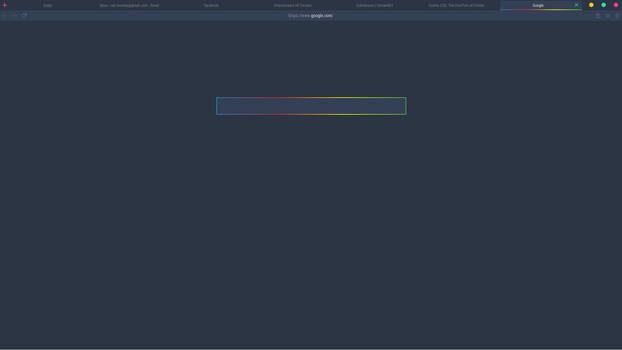 userChrome for Firefox, custom css, gruvy