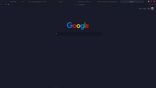 Google Custom CSS - Alpha