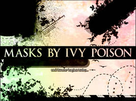Masks by ivy-poison