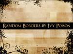 Random Borders