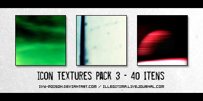Textures Pack 3 by ivy-poison