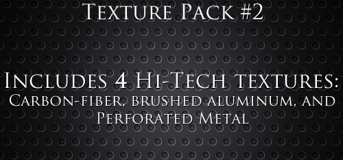 Hi-tech texture pack by SynchronicityGFX