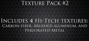 Hi-tech texture pack
