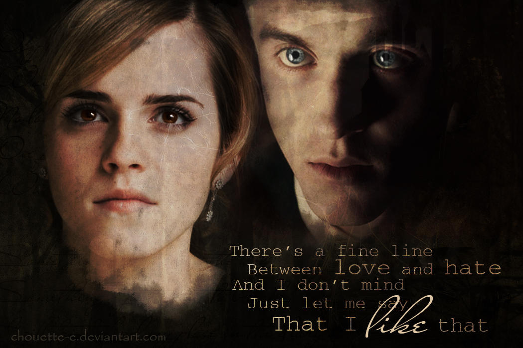 Dramione 6: Hot and Dangerous by TheFallenCres on DeviantArt