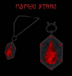 [MMD] Cursed Blood amulet (download) by Wampa842