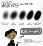 Hermis Airbrushes