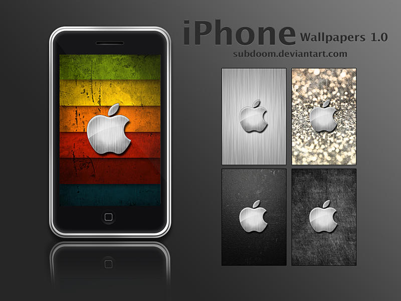 Iphone wallpapers by SubDooM