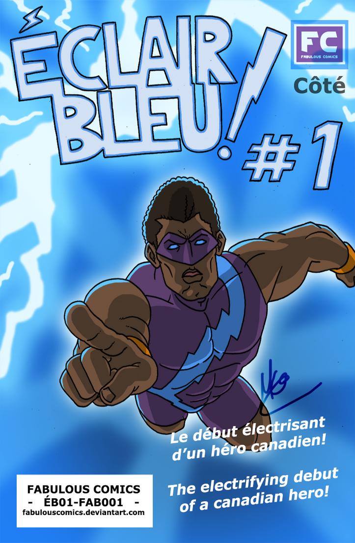Eclair Bleu - Chapitre 1/Chapter 1 by FabulousComics