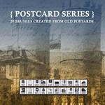 Post Card Brushes - Set II