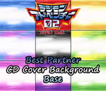 Digimon Adventure 02 - Best Partner CDs Base