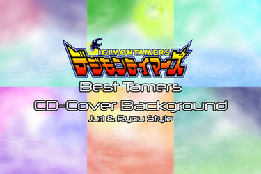 Best Tamers CDs Second Background Ressource by NelaNequin