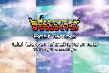 Best Tamers CDs Third Background Ressource by NelaNequin