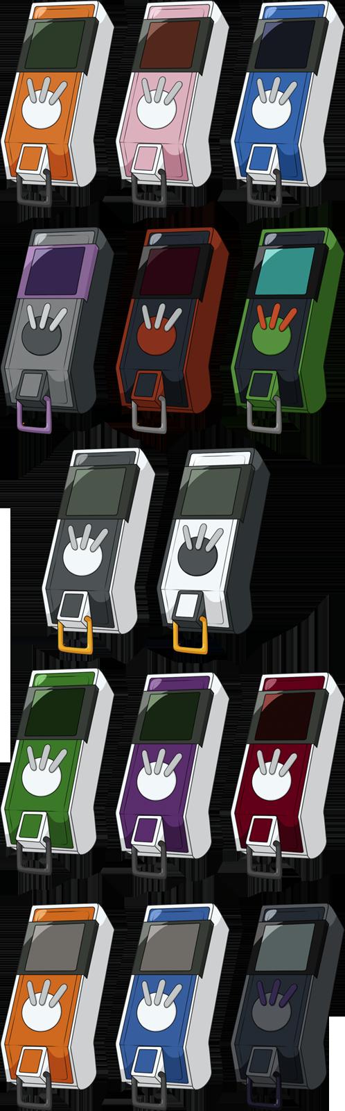 La Tienda de Armas Digimon_savers_next___all_digivice_ic_hd___lines_by_nelanequin-d7uy8s5