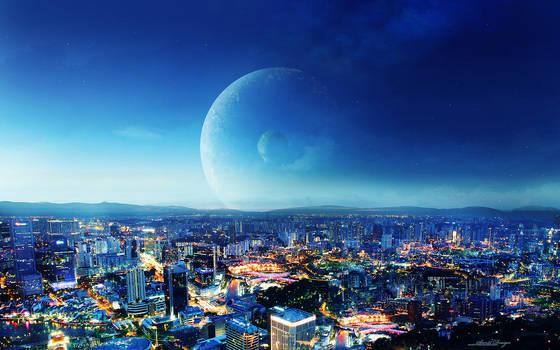 The Bright City