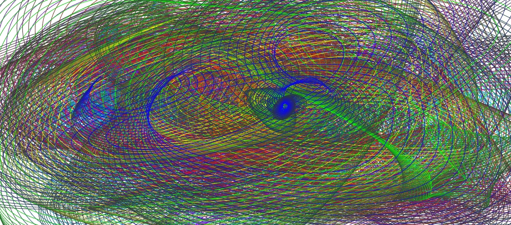 Using Smoke to make rainbow swirls :D by ThatOneGamerBoy