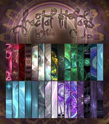 30 fractal literature tags
