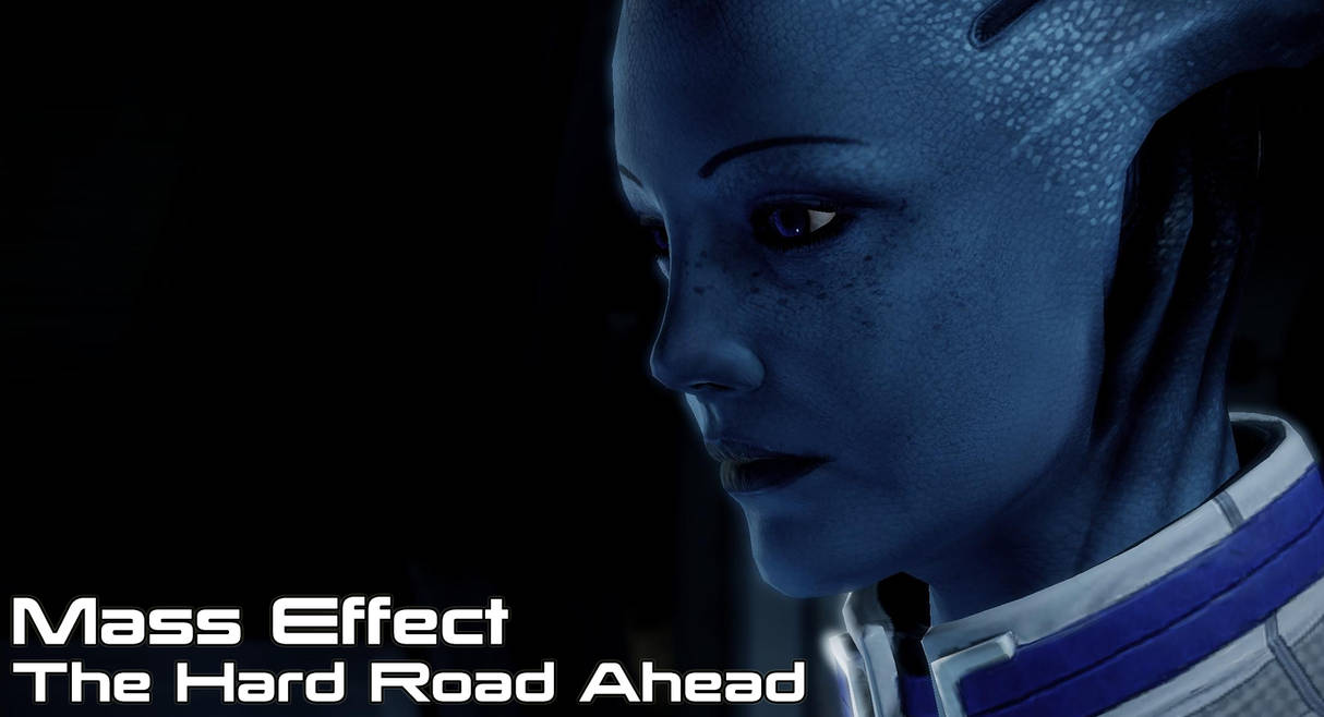 Mass Effect: The Hard Road Ahead - Prologue