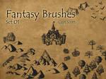 Fantasy Brush Pack 01